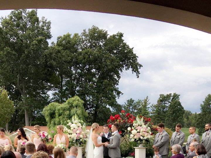 Tmx 1507827991254 Ceremony Garden 2 Rochester, NY wedding venue