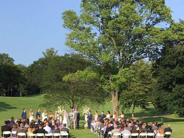 Tmx 1507828002229 Ceremony Grass Rochester, NY wedding venue