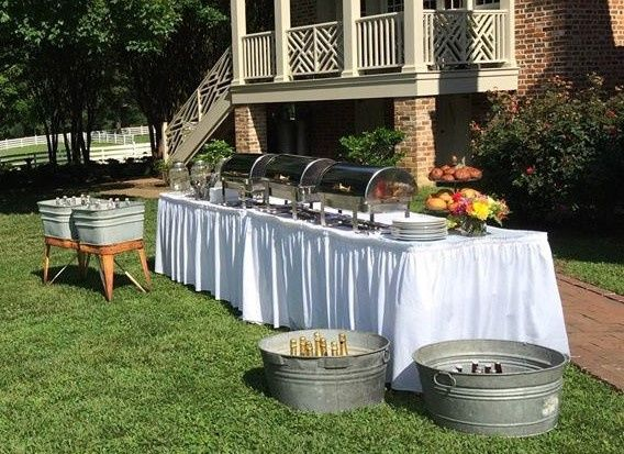 Tmx 1473277697663 Table And Chafing Dishes Norfolk, VA wedding rental