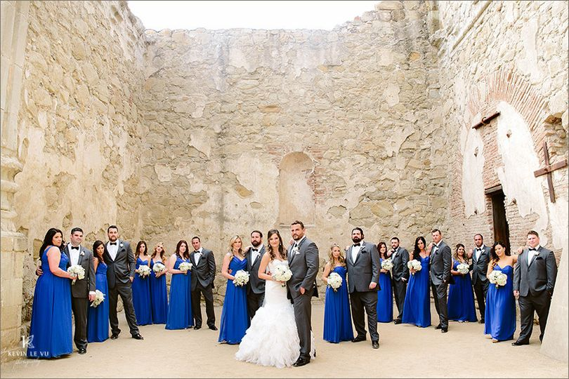 mission san juan capistrano wedding photographer k