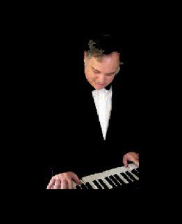 Wesley Thouin, solo vocals and piano