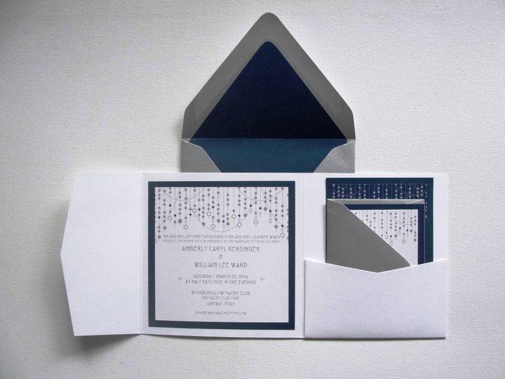 Tmx 1403058136014 Amberly Invitations  V Day 031 Middle Village wedding invitation