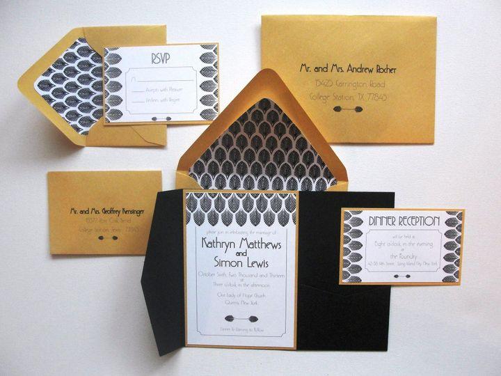 Tmx 1403058155060 Dsc09934 Middle Village wedding invitation