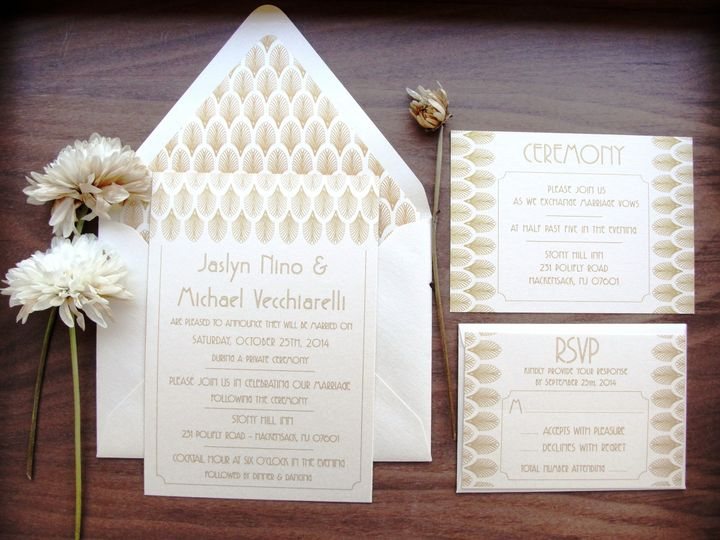 Tmx 1413599804519 New Samples 039 Middle Village wedding invitation