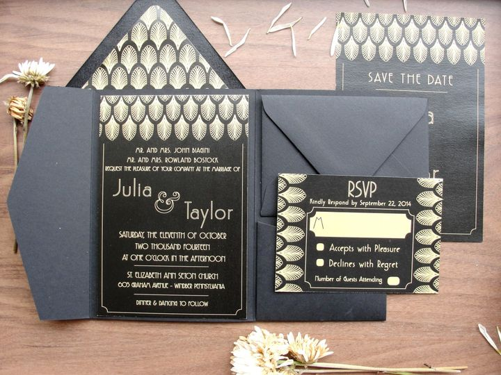 Tmx 1413599918058 New Samples 2 043 Middle Village wedding invitation