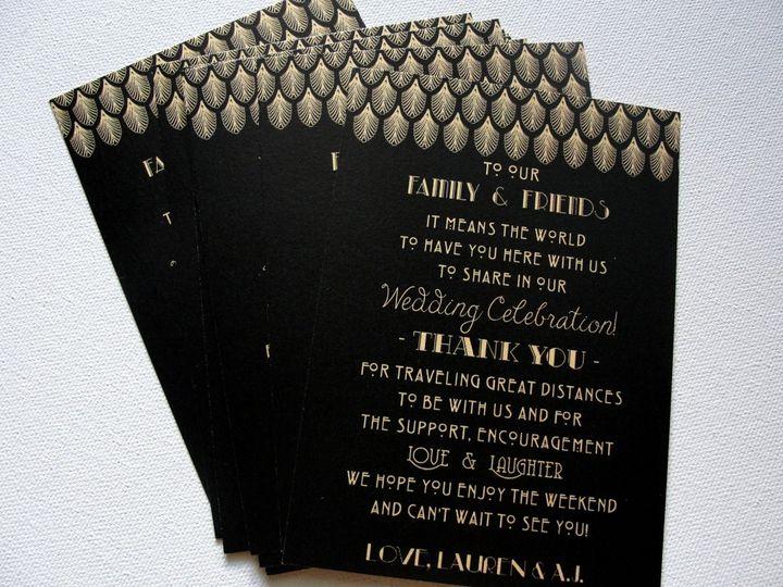Tmx 1413601756664 Samples 021 Middle Village wedding invitation