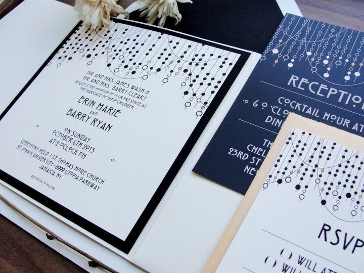 Tmx 1413769266083 New Samples 100 Middle Village wedding invitation