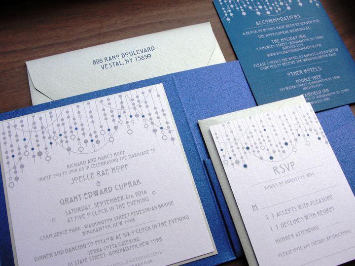 Tmx 1413769431080 Dsc03036 Middle Village wedding invitation