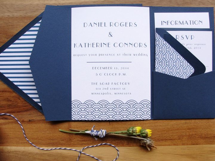 Tmx 1413770197931 Dsc02985 Middle Village wedding invitation