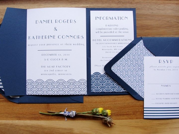 Tmx 1413770214785 Dsc02982 Middle Village wedding invitation