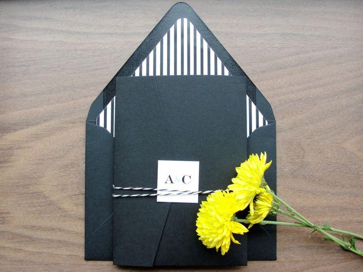 Tmx 1413770352080 New Samples 2 030 Middle Village wedding invitation