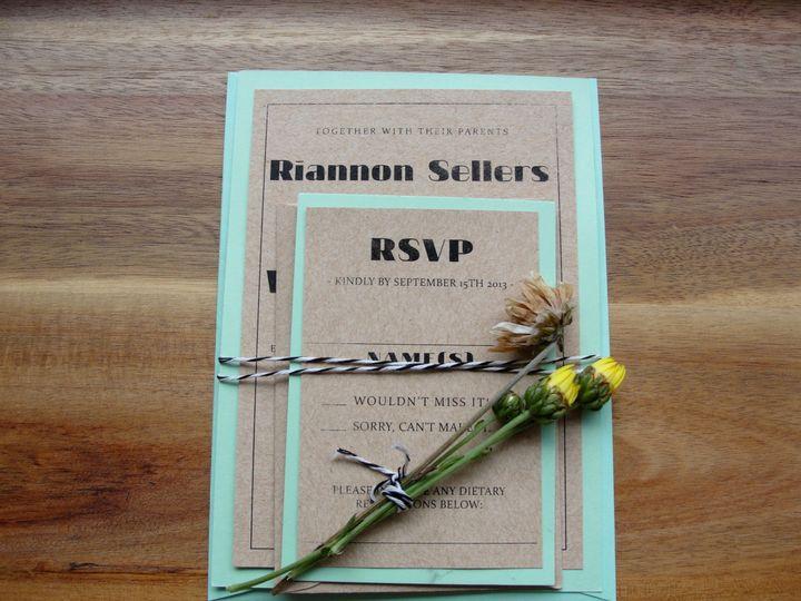 Tmx 1413770980270 Dsc02981 Middle Village wedding invitation