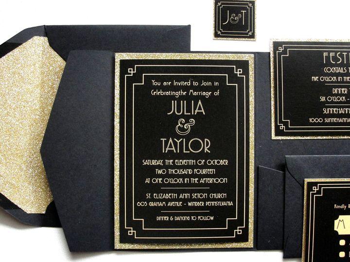 Tmx 1414008332170 Samples 008 Middle Village wedding invitation