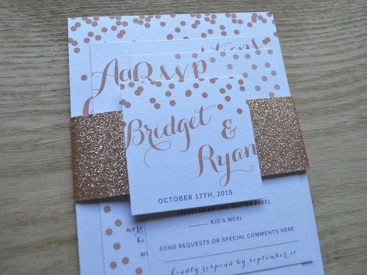 Tmx 1450460202715 162 Middle Village wedding invitation