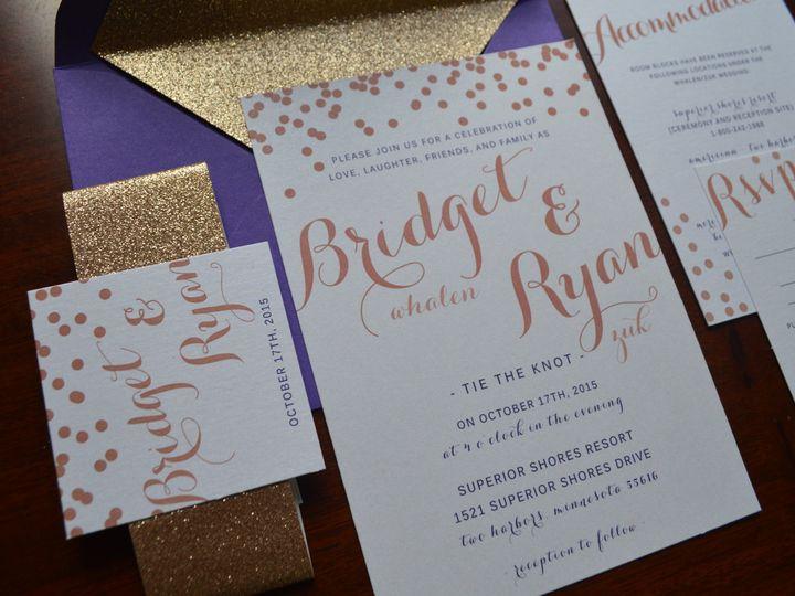 Tmx 1450462307593 219 Middle Village wedding invitation