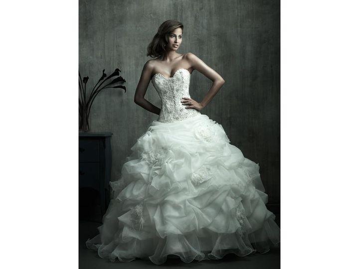 Tmx 1366844234147 Allure C170 Cornelius, North Carolina wedding dress