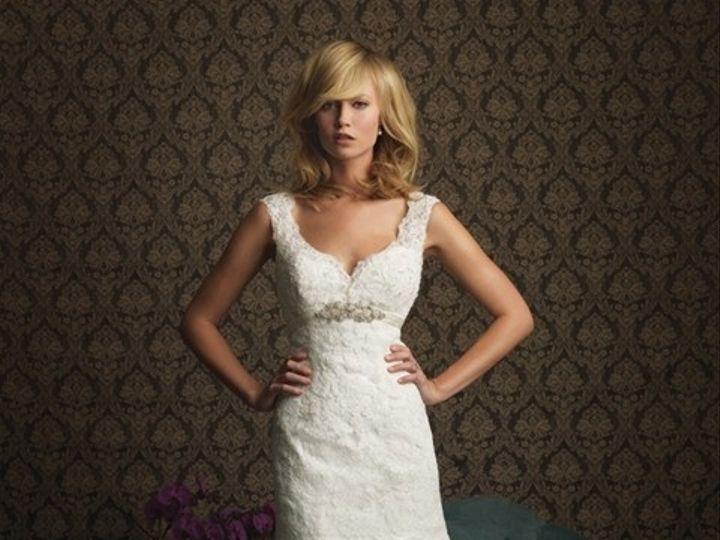 Tmx 1366844511785 Allure 8770 Cornelius, North Carolina wedding dress