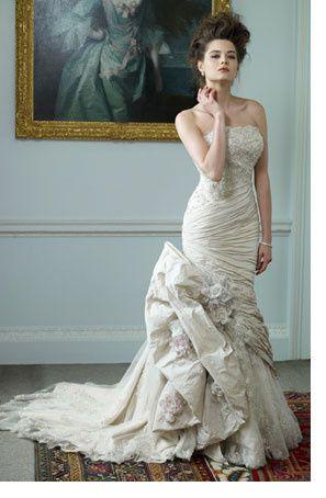 Tmx 1368575249299 Kqchevallier Cornelius, North Carolina wedding dress