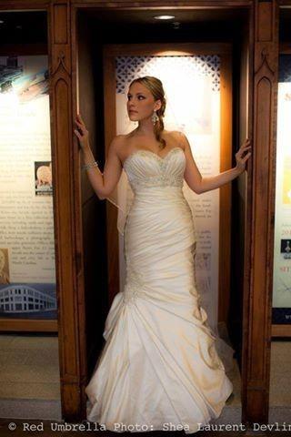 Tmx 1368652577339 Shayla Quarterman King Cornelius, North Carolina wedding dress