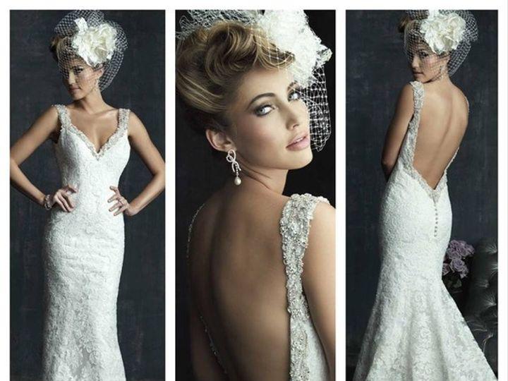Tmx 1403895205516 600x6001378183384026 Allure Low Back Cornelius, North Carolina wedding dress