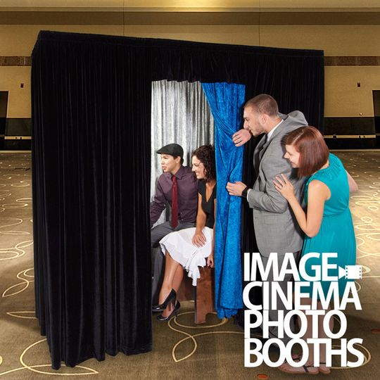 Image Cinema Photo Booths