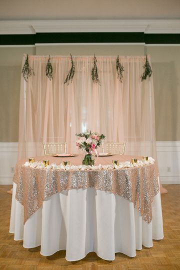 Blush and ivory syled shoot