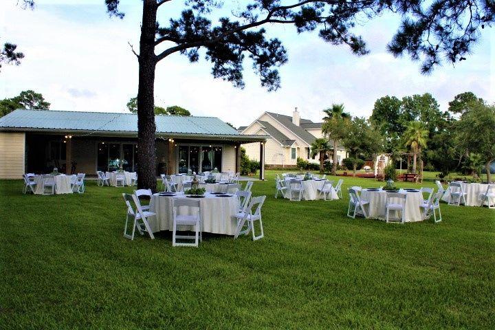 Outdoor Reception 2