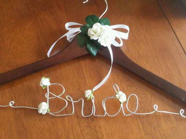 Tmx 1499092278884 White Rose Bridal Hanger Exton, PA wedding favor