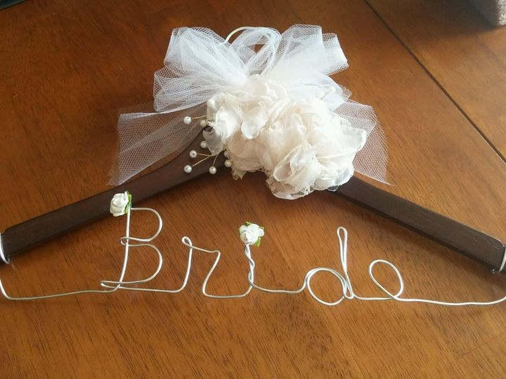 Tmx 1499092302789 White Tule Bridal Hanger Exton, PA wedding favor