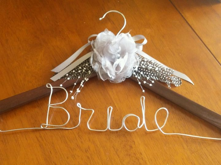 Tmx 1499092691503 Grey Quail Feather Bridal Hander Exton, PA wedding favor