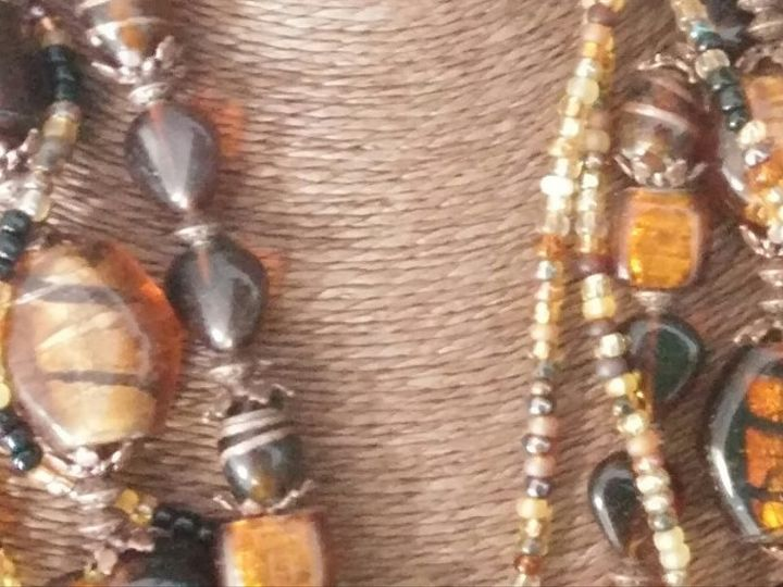 Tmx 1499092948004 Close Up Amber Necklace Exton, PA wedding favor