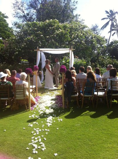 Luxe Events Hawaii