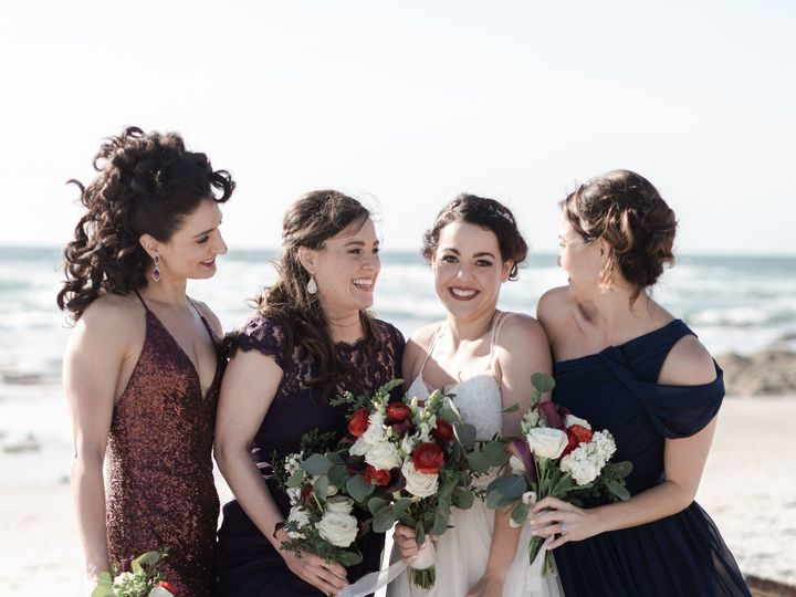 Tmx 1491518466896 17 3 Anna Borzin Pacific Grove Wedding Asilomar Ph  wedding florist