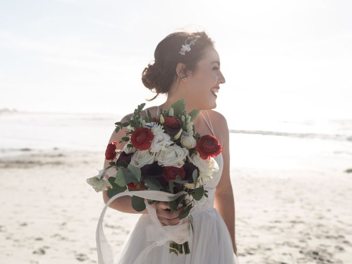 Tmx 1491518497038 17 3 Anna Borzin Pacific Grove Wedding Asilomar Ph  wedding florist
