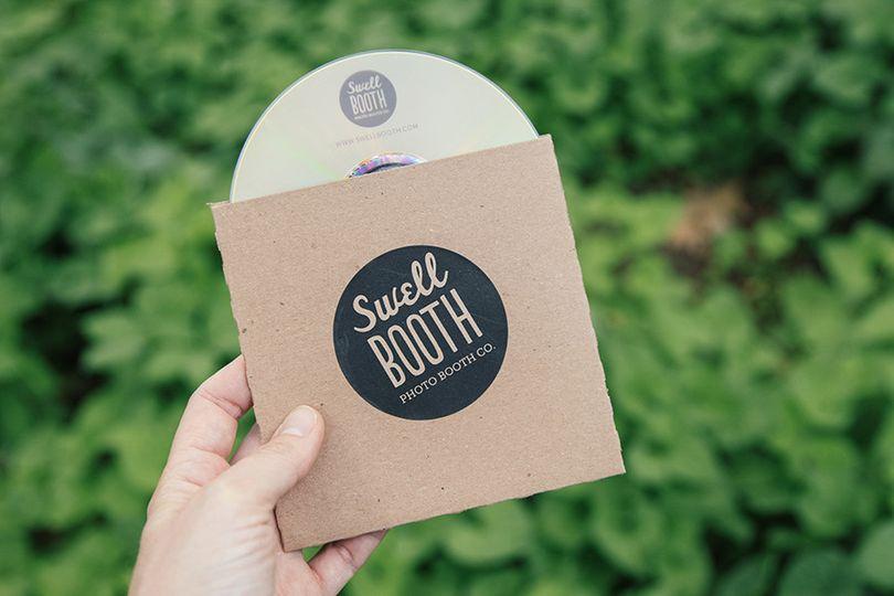 Sweet envelope