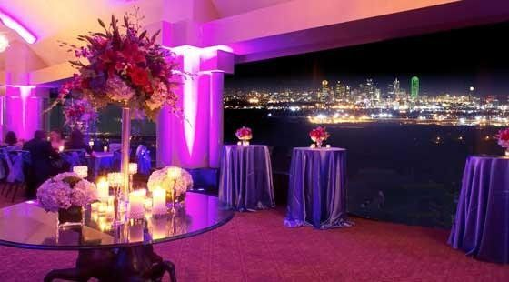 Skyline room