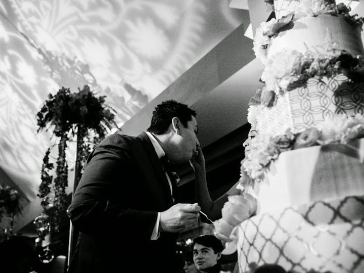 Tmx 1435770448808 Cake Cutting Frosted Art Todd Events Rasy Ran Irving, TX wedding venue