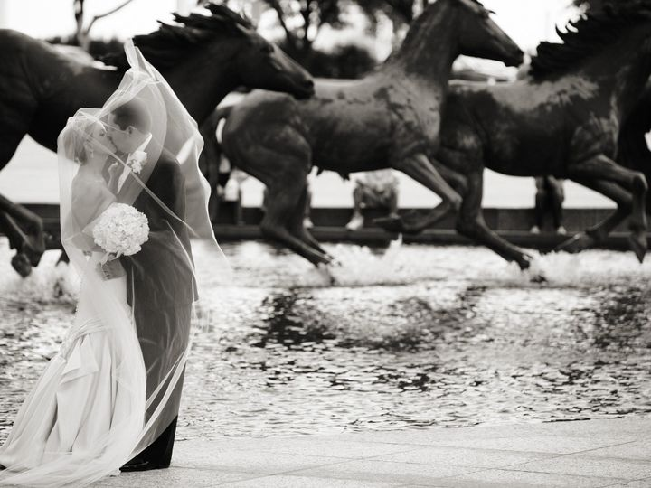 Tmx 1435770895583 Kiss By Mustangs B W Amy Irving, TX wedding venue