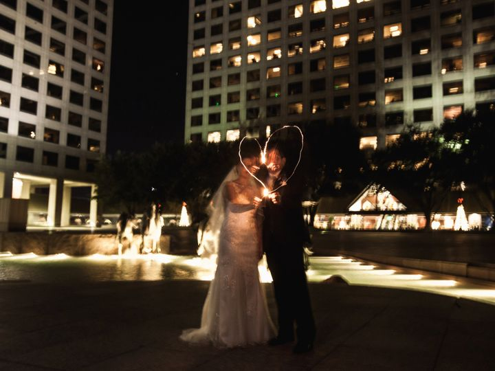 Tmx 1490398845144 B G Horses Sparkler Heart Hp Irving, TX wedding venue