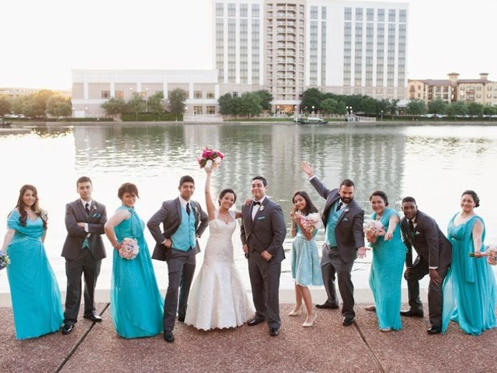 Tmx 1490398959874 Bridal Party By Lake Rasy Ran Irving, TX wedding venue