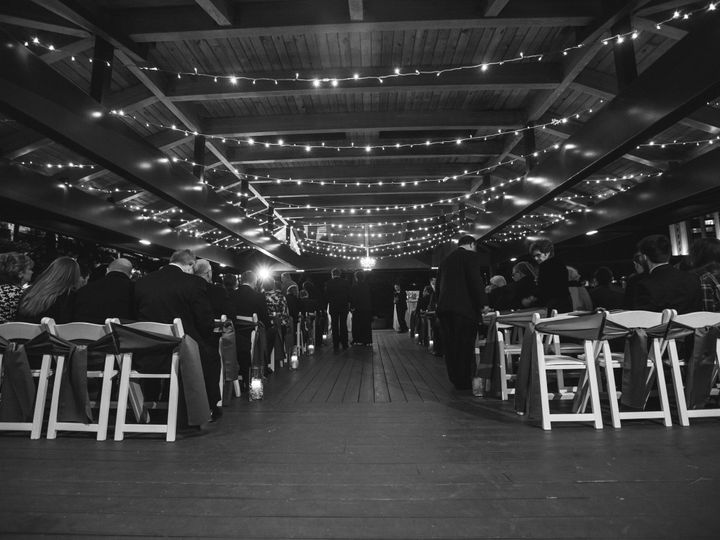 Tmx 1490400021734 Outdoor Ceremony Night Bw By Hp Irving, TX wedding venue