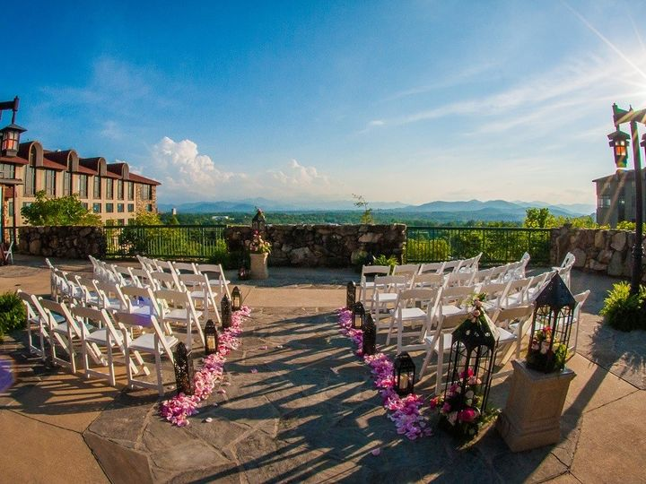 Tmx Gpirst Omni Grove Park Resort Mountain View Terrace Ceremony 51 103772 1568397540 Asheville, NC wedding venue