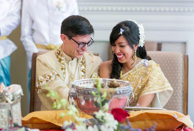 bride groom cambodian wedding clifton virginia julie napear photography 51 23772