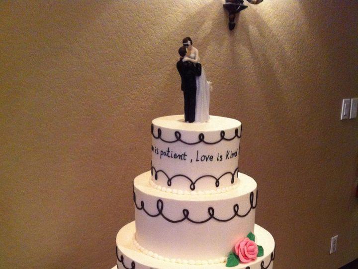 Tmx 1468086215377 Img0456 Laguna Hills, CA wedding cake