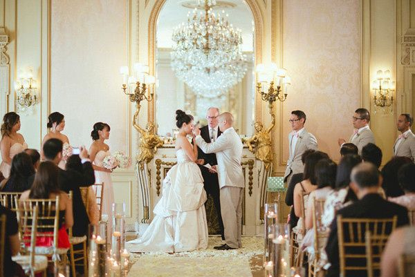 traditional wedding america