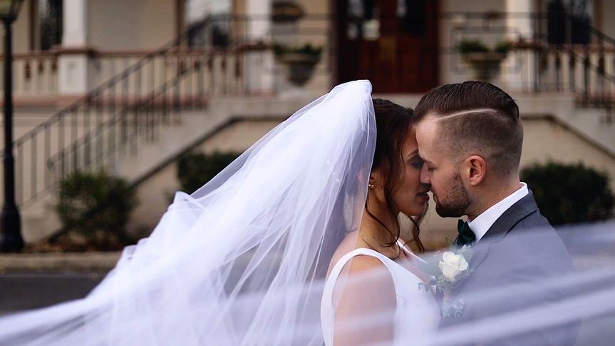 Shared kiss