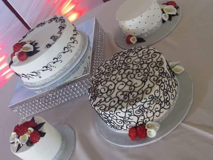 Tmx 1484014799670 Nicoles Ph Pics 247 Columbus wedding cake