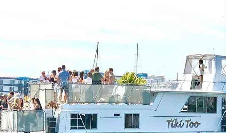 Tiki Mermaid Charter