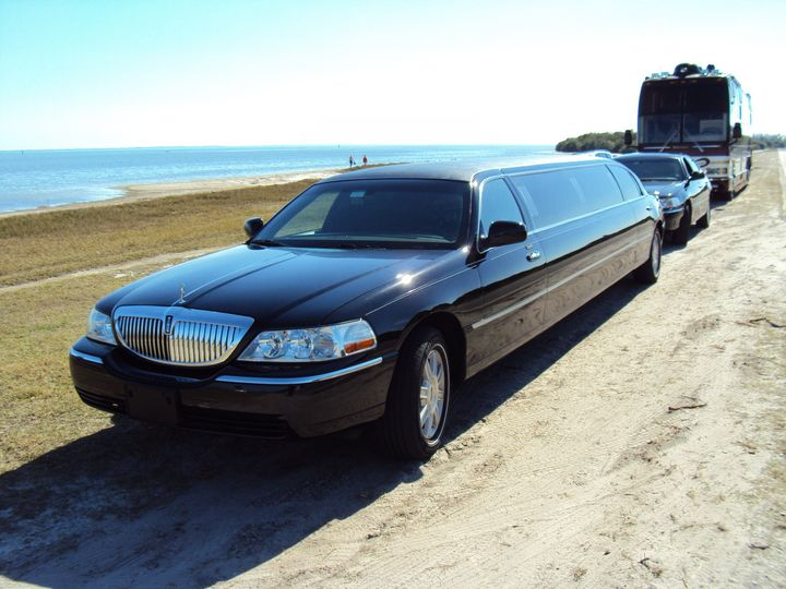 Tmx 1429540135090 Beach Limos Saint Petersburg wedding transportation