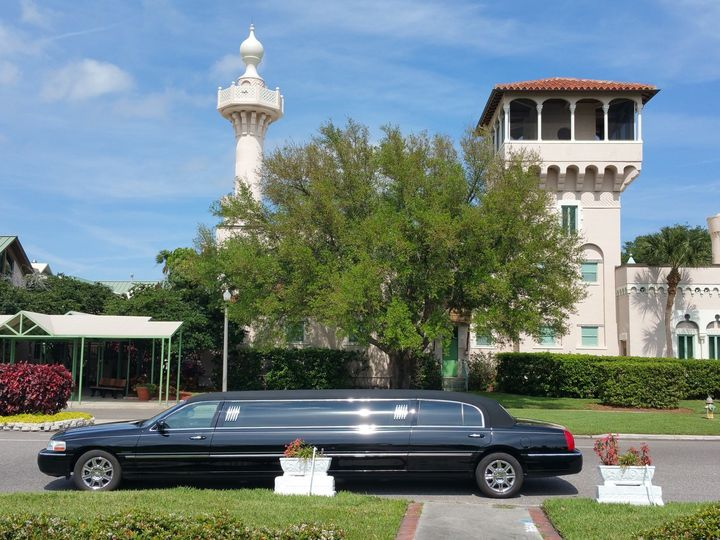 Tmx 1429540460210 Limo Snell Isle Wedding Saint Petersburg wedding transportation